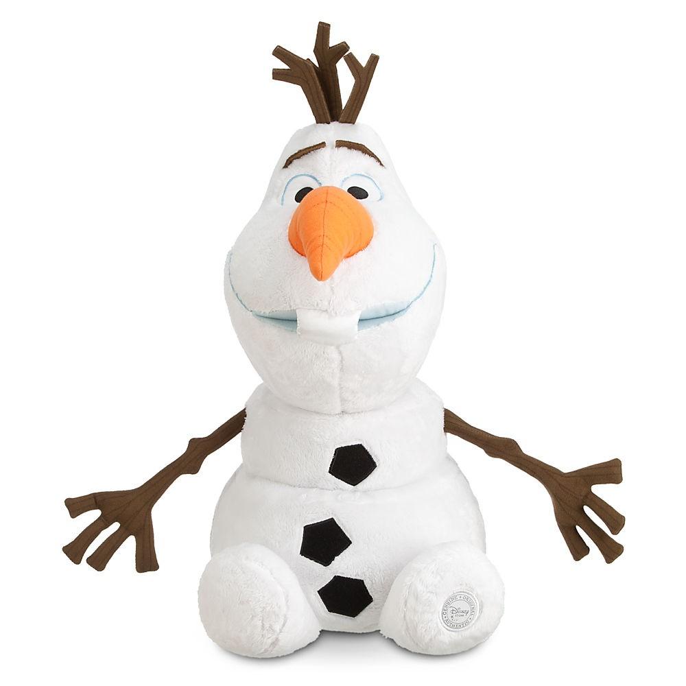 Снеговик из холодное сердце своими руками