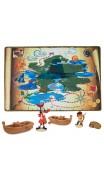 """Карта Джейка и Крюка """"Пират Джейк"""""""