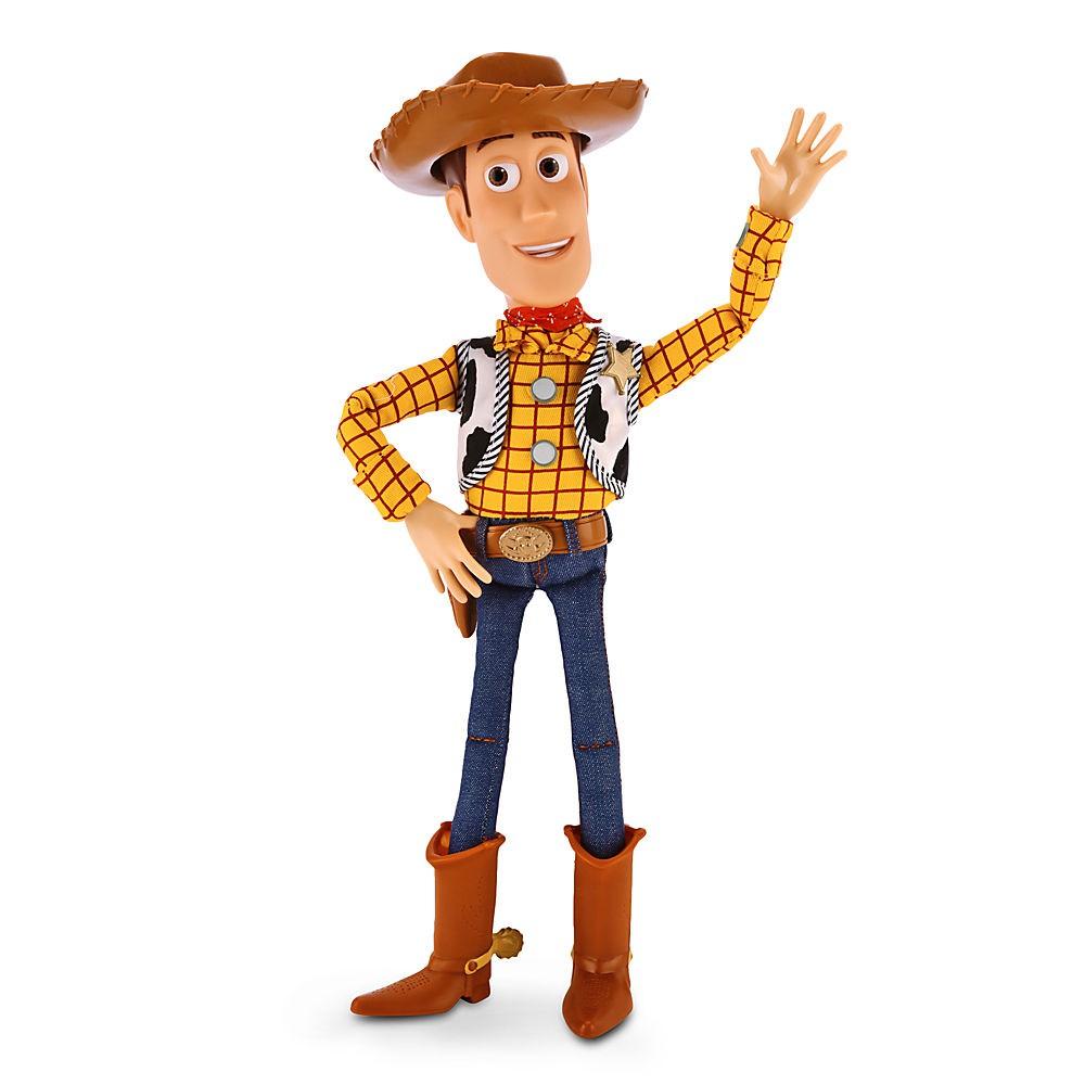 Говорящая игрушка Вуди