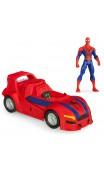 """Игрушка """"Человек-Паук 2"""" в комплекте с машиной"""